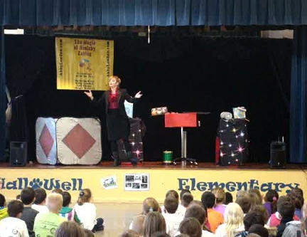 school entertainment magic show