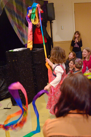 hire a magician in Chester County