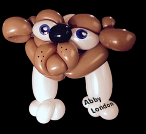 balloon dog maker