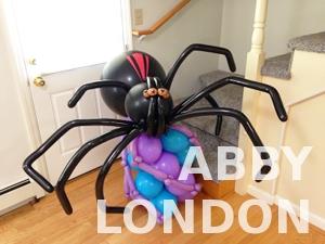 balloon spider