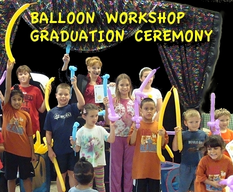 balloon workshop