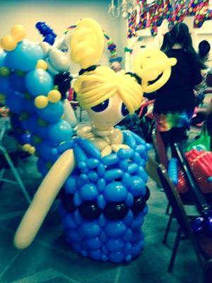 balloon twister in philadelphia