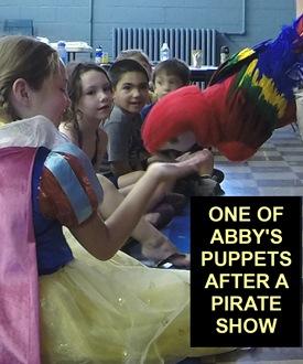 hire a ventriloquist