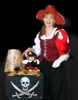 pirate magic show