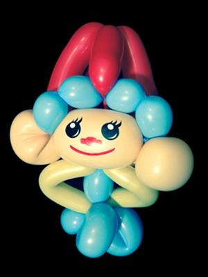 troll balloon twister